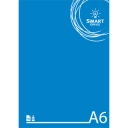 Bloco Notas Smart Office A6 Liso, 60gr, 100 Folhas