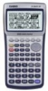 Calculadora Grafica Casio CFX9860GII SD Card