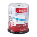 CD-R Imation 700Mb 52x 80min Impressao termica - Spindle 100