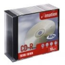 CD-R Imation 700Mb 52x 80min Slim Pack 10