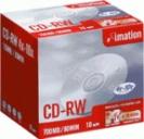 CD-RW 700Mb 4x - 12x 80Min High Speed Pack10