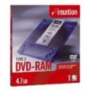 Dvd-Ram Imation 4.7Gb Tipo 2 (Pack5un)