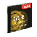 Dvd+R 4.7 GB 16X Pack de 10 Slim