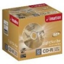 CD-R Imation 700Mb 52x 80min Light Scribe V1.2 Cx 10un