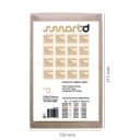 Envelopes Air-Bag Kraft 150x210 Nº 0 Pack 5un