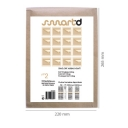 Envelopes Air-Bag Kraft 220x260 Nº 2 Pack 5un